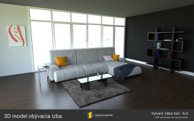 GDM-2016-Viktor_Kríž-4.G-obývacia_izba-1